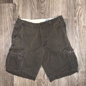 American Eagle Mens Cargo Shorts